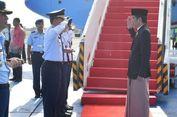 Bertolak ke Kuching, Jokowi Hadiri Konsultasi Tahunan RI-Malaysia