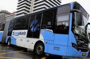 Ada Aksi GNPF, Transjakarta Lakukan Penyesuaian Rute