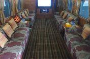 Cari Pendanaan, PT KAI 'Rayu' Calon Investor dengan Naik Kereta Wisata