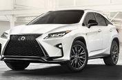 Daftar SUV Terlaris di Indonesia, Lexus Masuk 6 Besar