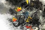 Truk Terbalik di Belu, Lima Orang Tewas dan 23 Terluka