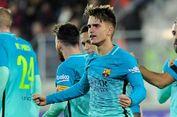 Gelandang Barcelona Yakin Kabar soal Transfernya Bukan dari Pihak Klub