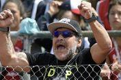 Pujian dan Harapan Maradona untuk Napoli