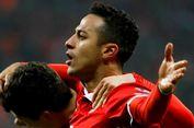 Thiago Alcantara Pantang Hengkang Sebelum Juara Liga Champions