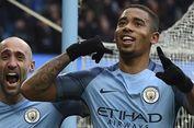 Kembali Salip Liverpool, Man City Makin Dekat ke Liga Champions