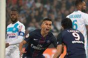 Marseille Putus Kontrak Evra Terkait Insiden Tendang Suporter
