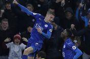 Jamie Vardy: Saya Tak Akan Berhenti Ambil Tendangan Penalti