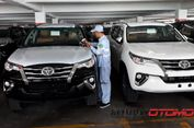 Tahun ini Ekspor Toyota Bisa Tembus 200.000 unit