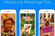 Pengguna Facebook Messenger Tembus 1,2 Miliar