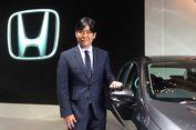 Presdir Baru Honda Indonesia Mengaku 'Under Pressure'
