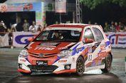 Duet Toyota Rajai Ajang Slalom Nasional
