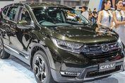 """Simak Tampang dan Kelegaan Kabin Honda CR-V """"7-Seater"""""""