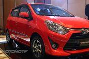 Toyota Agya dengan Mesin Baru Meluncur