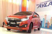 Daihatsu Patok Target Realistis untuk Ayla 1.2L