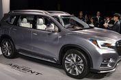 Upaya Subaru Saingi Fortuner, Escape, dan Pajero Sport