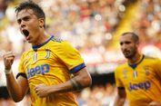 Hasil Liga Italia, Dybala Bawa Juventus Taklukkan Genoa