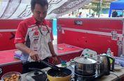 Cegah Diare, Tim AHRT Indonesia Masak Sendiri di Sirkuit Madras