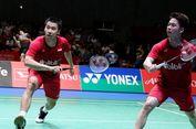 Kalahkan Pasangan Tuan Rumah, Marcus/Kevin Melaju ke Final China Open