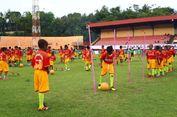 Bhayangkara Papua Football Festival 2017 Masuk Rekor MURI
