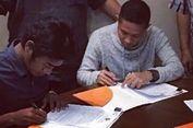 Evan Dimas dan Ilham Udin Sedih Terancam Gagal ke Selangor FA