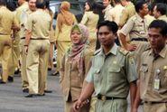 Survei: Rekrutmen CPNS dan Kepolisian Dipersepsikan Rentan Korupsi