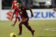 Tendangan Voli Andik Raih Penghargaan Gol Terbaik Piala AFF 2016