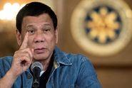 Terkait Peluncuran Rudal, Duterte Minta AS Biarkan Korut Main Petasan