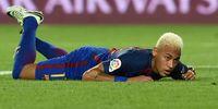 Neymar Sedih karena Keputusan Enrique