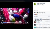 Video Pria Meninggal Ketika Shalat Isya di Tebet Menjadi Viral
