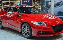 Honda CR-Z, Hibrida Laris di Indonesia