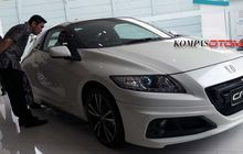 "Honda CR-Z Bakal Berstatus ""Pensiunan"""