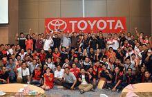 Toyota Indonesia Bina 25.000 Anggota Klub