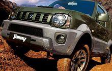 """Merasakan """"Kencan"""" dengan Suzuki Jimny"""