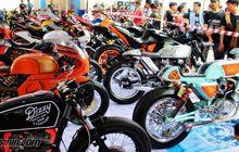 Kontes Modifikasi Motor Honda Digelar di 15 Kota