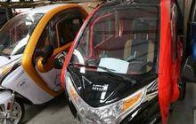 """Penjual Motor Roda Tiga """"Mewah"""" di Jakarta Ternyata Fiktif"""