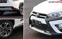 Pengembangan Aksesori Toyota Cuma 14 Bulan