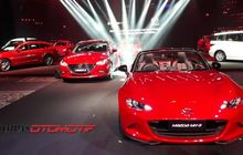 Mau Pesan Model Baru Mazda? Tunggu di IIMS