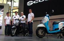 Honda Scoopy Makin Segar, Pelek Lebar