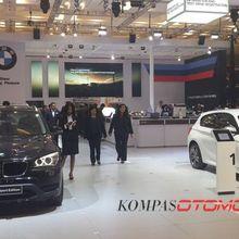 BMW Bawa 27 Mobil ke GIIAS 2017