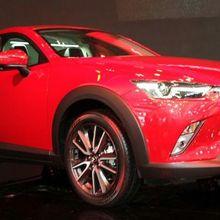 Simak Siapa Saja Lawan Mazda CX-3