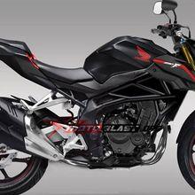 Honda Belum Kepikiran CBR250R Versi Telanjang