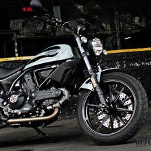 Ducati Scrambler Sixty2 Jadi Favorit di Indonesia