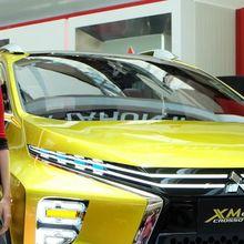 MPV Sejuta Umat Mitsubishi Tawarkan Konsep 7-Penumpang Plus