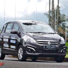Suzuki Ertiga Diesel Lebih Laku di Luar Kota