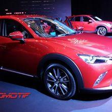 Harga Mazda CX-3 Tembus Rp 400 juta?
