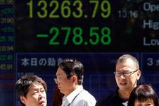Bursa Asia Capai Rekor Tertinggi dalam Dua Tahun