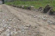 59 Persen Jalan Provinsi di NTT Rusak