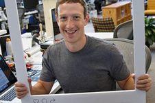 Live di Facebook, Zuckerberg Pamer Bekas Kamar Asrama di Harvard