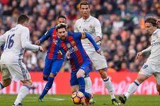 Harga Skuad Real Madrid dan Barca Terlalu Super