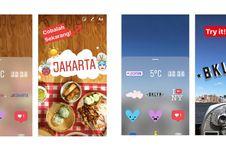 Instagram Stories Bisa Dicari dengan Lokasi dan Tagar